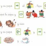 Lectura con pictogramas 11