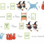 Lectura con pictogramas 12