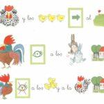 Lectura con pictogramas 14