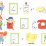 Lectura con pictogramas 16