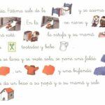 Lectura con pictogramas 4