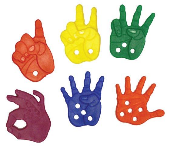 numeros en lengua de signos