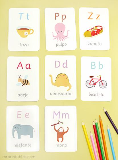 spanish-alfabeto