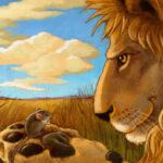 fabula-El-leon-y-el-raton