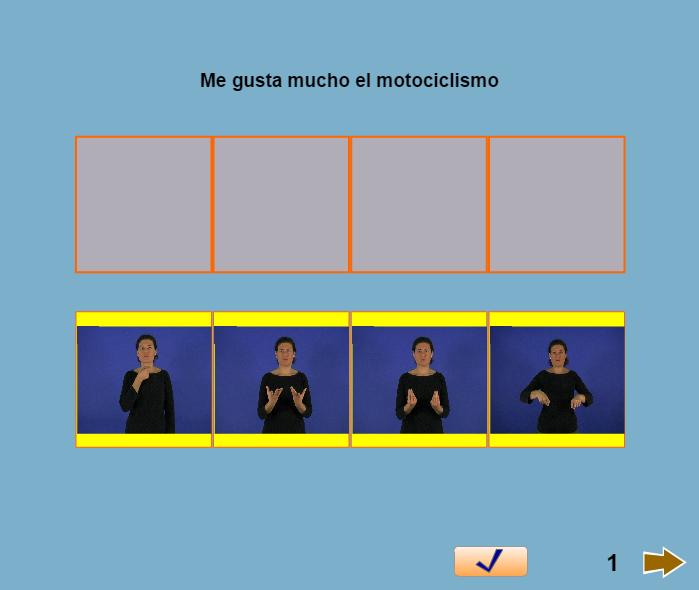 ordenar-gesto